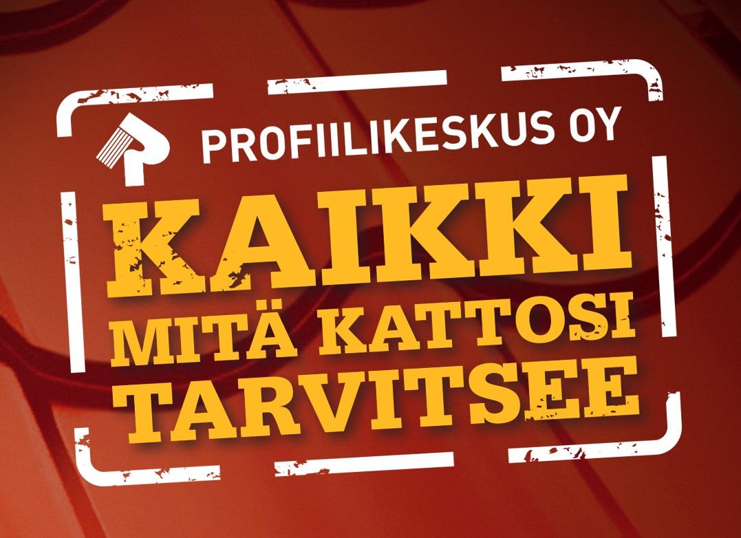 Oulun Puukeidas on aloittanut yhteistyön Profiilikeskus Oy:n kanssa!