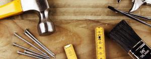 Asennustarvikkeet ja työkalut